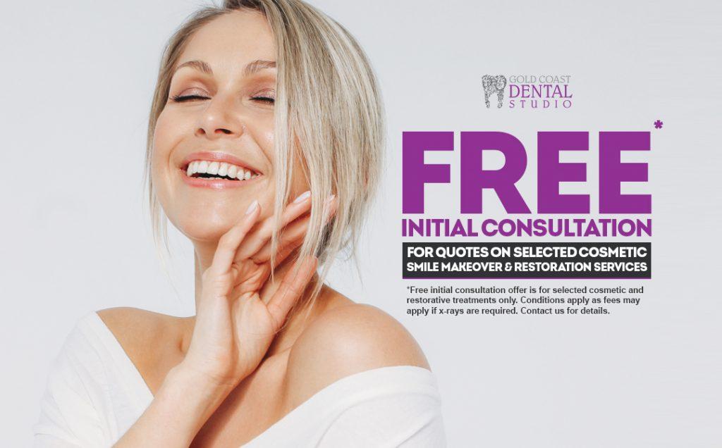 Free Smile Makeover Consultation