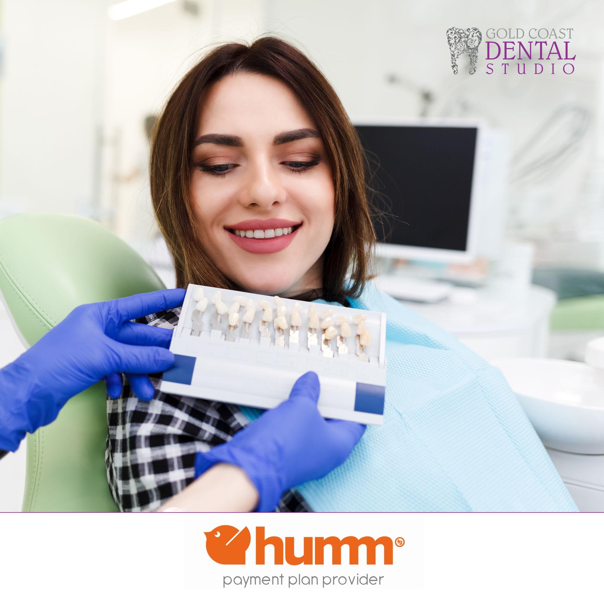 Humm now available at Gold Coast Dental Studio